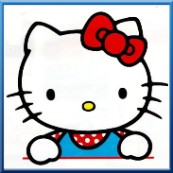 Omalov�nky Hello Kitty