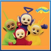 Omalov�nky Teletubbies