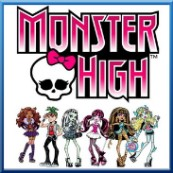 Omalov�nky Monster High