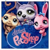 Omalov�nky Littlest Pet Shop